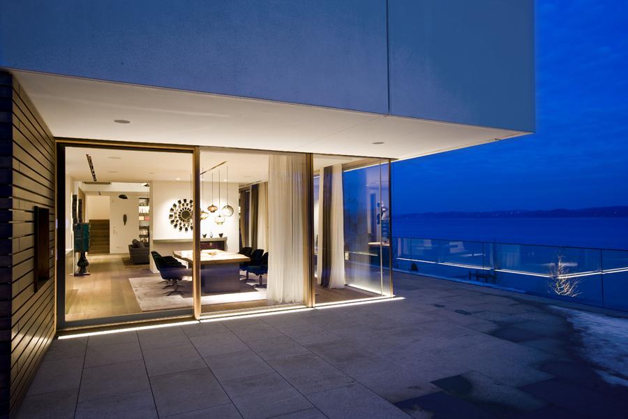architektur b ro vonmeiermohr architekten gbr haus am see. Black Bedroom Furniture Sets. Home Design Ideas