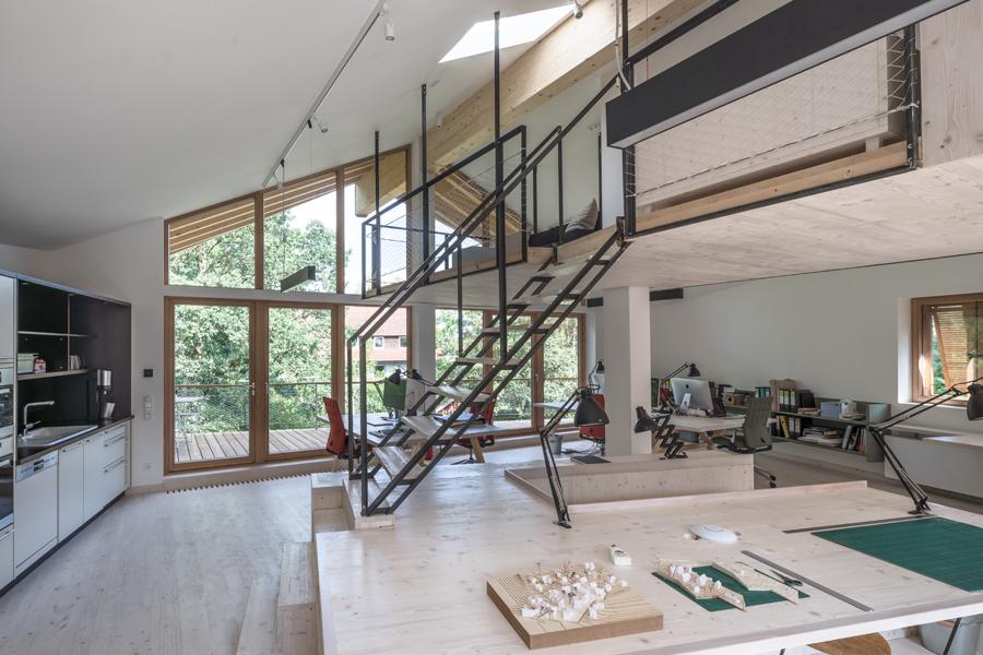 architektur b ro vonmeiermohr architekten gbr zimmer mit aussicht. Black Bedroom Furniture Sets. Home Design Ideas